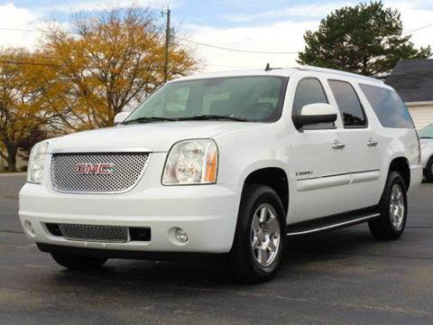 2007 GMC Yukon XL for sale at Tonys Pre Owned Auto Sales in Kokomo IN