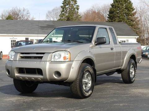 2004 Nissan Frontier for sale at Tonys Pre Owned Auto Sales in Kokomo IN