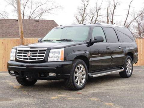 2005 Cadillac Escalade ESV for sale at Tonys Pre Owned Auto Sales in Kokomo IN