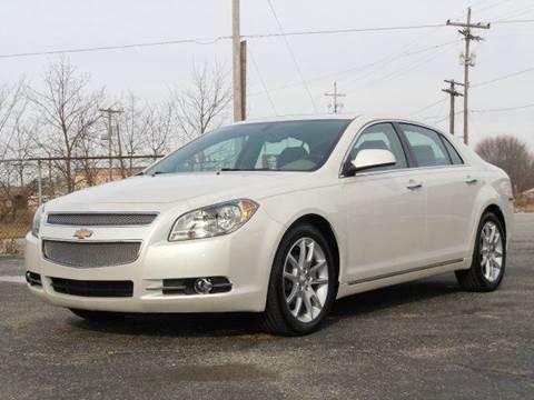 2011 Chevrolet Malibu for sale at Tonys Pre Owned Auto Sales in Kokomo IN