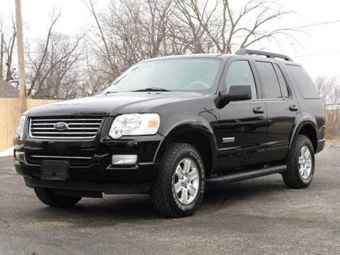2007 Ford Explorer for sale at Tonys Pre Owned Auto Sales in Kokomo IN