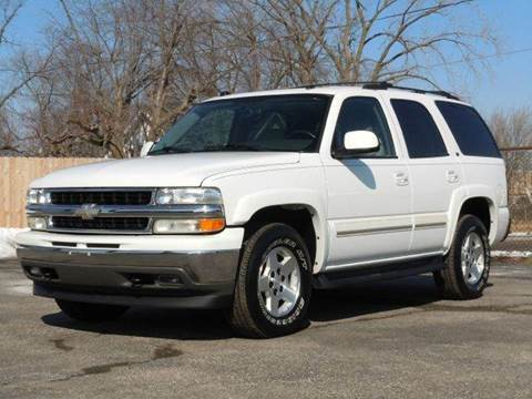 2005 Chevrolet Tahoe for sale at Tonys Pre Owned Auto Sales in Kokomo IN