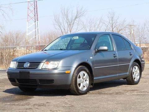 2005 Volkswagen Jetta for sale at Tonys Pre Owned Auto Sales in Kokomo IN