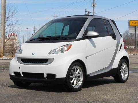 2009 Smart fortwo for sale at Tonys Pre Owned Auto Sales in Kokomo IN