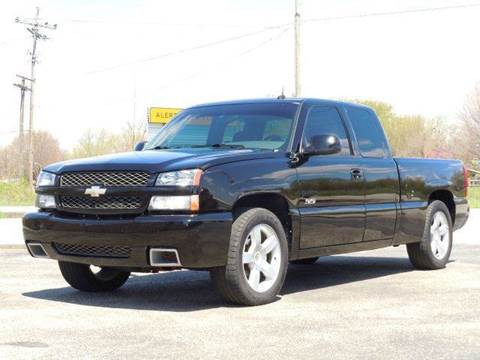 2003 Chevrolet Silverado 1500 SS for sale at Tonys Pre Owned Auto Sales in Kokomo IN