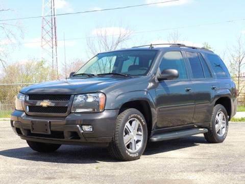2007 Chevrolet TrailBlazer for sale at Tonys Pre Owned Auto Sales in Kokomo IN