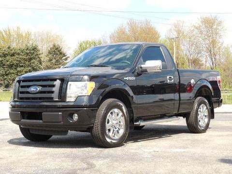 2010 Ford F-150 for sale at Tonys Pre Owned Auto Sales in Kokomo IN