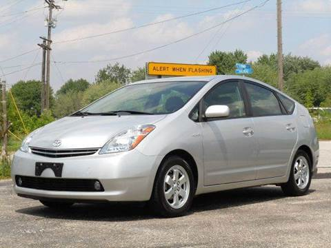 2008 Toyota Prius for sale at Tonys Pre Owned Auto Sales in Kokomo IN