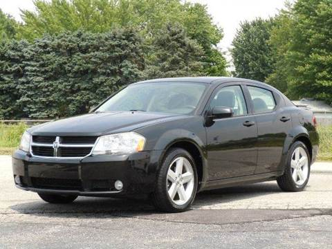 2010 Dodge Avenger for sale at Tonys Pre Owned Auto Sales in Kokomo IN