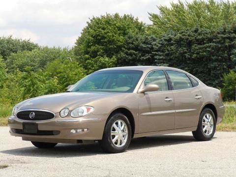 2006 Buick LaCrosse for sale at Tonys Pre Owned Auto Sales in Kokomo IN