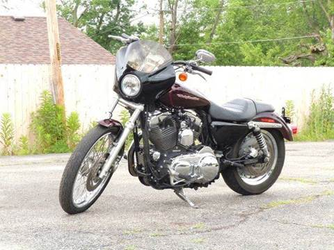 2006 Harley-Davidson Sportster for sale at Tonys Pre Owned Auto Sales in Kokomo IN