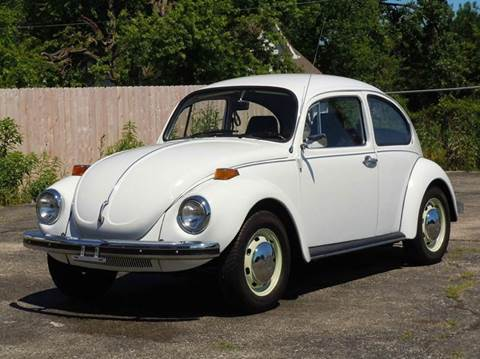1971 Volkswagen Beetle for sale at Tonys Pre Owned Auto Sales in Kokomo IN