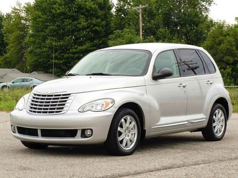 2010 Chrysler PT Cruiser for sale at Tonys Pre Owned Auto Sales in Kokomo IN