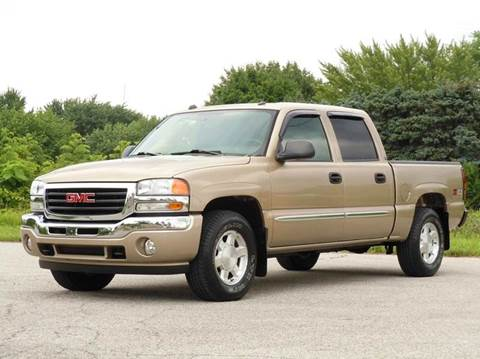2005 GMC Sierra 1500 for sale at Tonys Pre Owned Auto Sales in Kokomo IN
