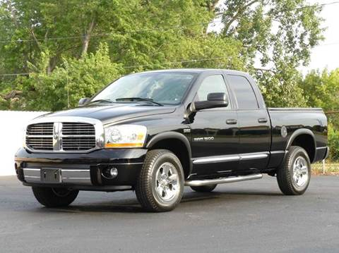 2006 Dodge Ram Pickup 1500 for sale at Tonys Pre Owned Auto Sales in Kokomo IN
