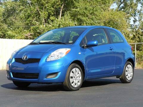 2010 Toyota Yaris for sale at Tonys Pre Owned Auto Sales in Kokomo IN