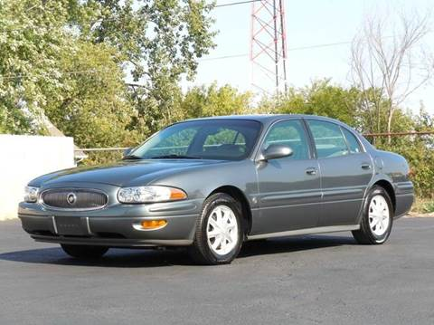 2004 Buick LeSabre for sale at Tonys Pre Owned Auto Sales in Kokomo IN