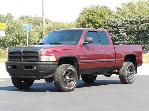 2001 Dodge Ram Pickup 1500 for sale at Tonys Pre Owned Auto Sales in Kokomo IN