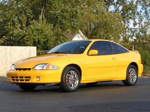 2002 Chevrolet Cavalier for sale at Tonys Pre Owned Auto Sales in Kokomo IN