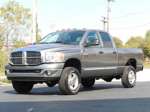 2009 Dodge Ram Pickup 2500 for sale at Tonys Pre Owned Auto Sales in Kokomo IN