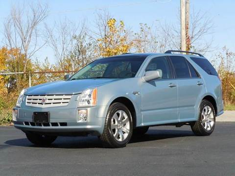 2007 Cadillac SRX for sale at Tonys Pre Owned Auto Sales in Kokomo IN