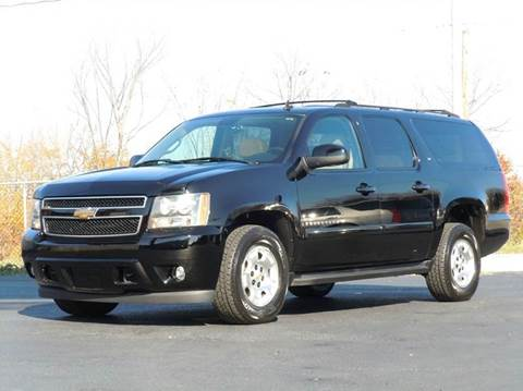 2007 Chevrolet Suburban for sale at Tonys Pre Owned Auto Sales in Kokomo IN