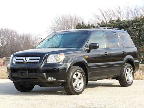 2007 Honda Pilot for sale at Tonys Pre Owned Auto Sales in Kokomo IN