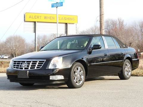 2006 Cadillac DTS for sale at Tonys Pre Owned Auto Sales in Kokomo IN
