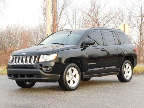 2012 Jeep Compass for sale at Tonys Pre Owned Auto Sales in Kokomo IN