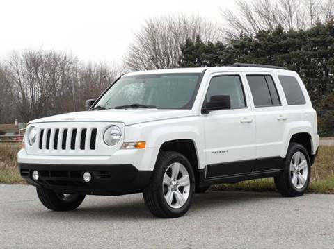 2011 Jeep Patriot for sale at Tonys Pre Owned Auto Sales in Kokomo IN