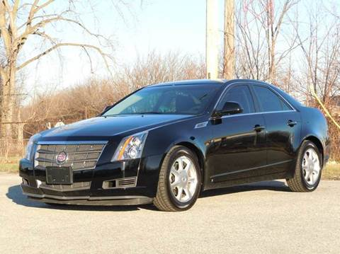 2008 Cadillac CTS for sale at Tonys Pre Owned Auto Sales in Kokomo IN