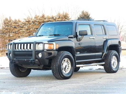 2006 HUMMER H3 for sale at Tonys Pre Owned Auto Sales in Kokomo IN