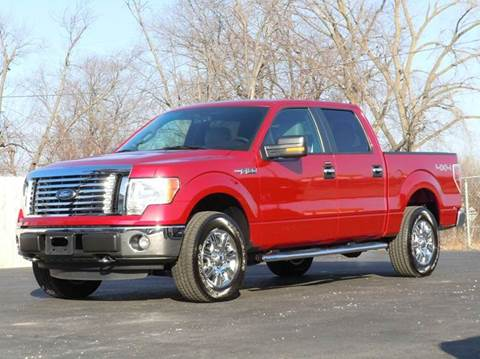 2012 Ford F-150 for sale at Tonys Pre Owned Auto Sales in Kokomo IN