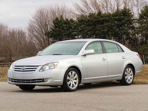 2007 Toyota Avalon for sale at Tonys Pre Owned Auto Sales in Kokomo IN