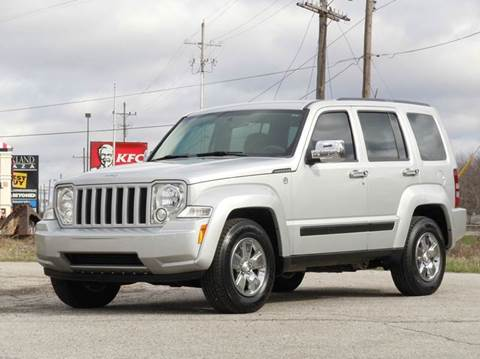 2011 Jeep Liberty for sale at Tonys Pre Owned Auto Sales in Kokomo IN
