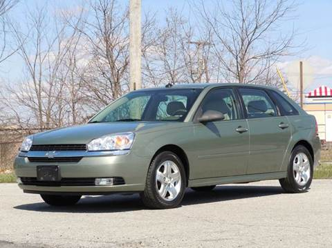 2005 Chevrolet Malibu Maxx for sale at Tonys Pre Owned Auto Sales in Kokomo IN