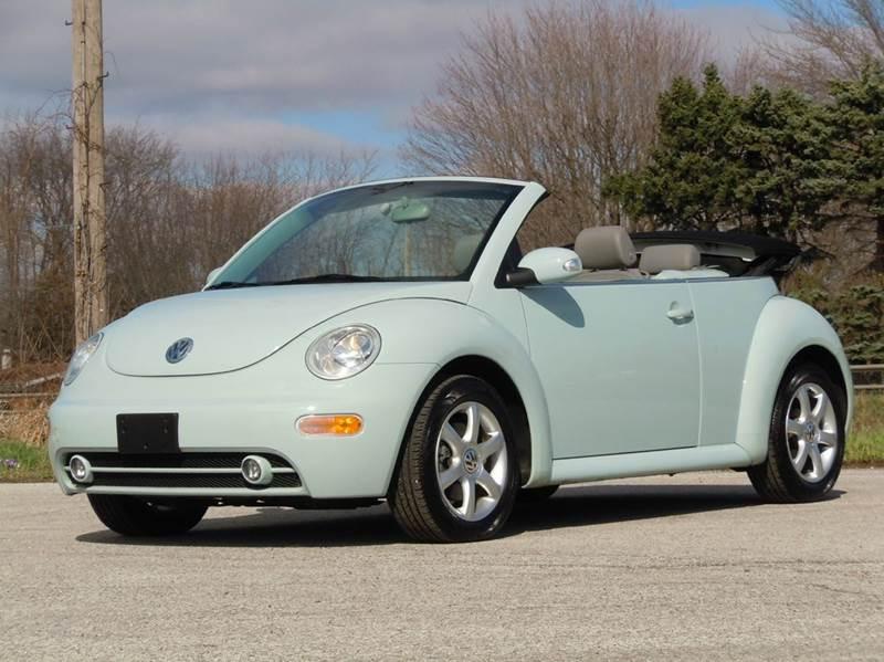 2005 Volkswagen New Beetle In Kokomo In Tonys Pre Owned Auto Sales