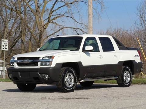 2005 Chevrolet Avalanche for sale at Tonys Pre Owned Auto Sales in Kokomo IN