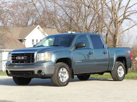 2008 GMC Sierra 1500 for sale at Tonys Pre Owned Auto Sales in Kokomo IN