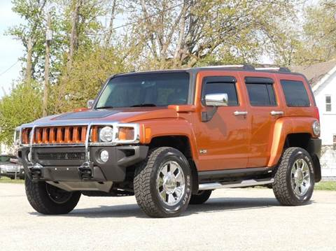 2007 HUMMER H3 for sale at Tonys Pre Owned Auto Sales in Kokomo IN