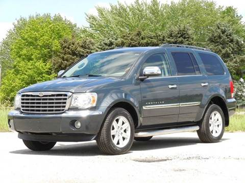 2007 Chrysler Aspen for sale at Tonys Pre Owned Auto Sales in Kokomo IN