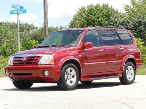 2004 Suzuki XL7 for sale at Tonys Pre Owned Auto Sales in Kokomo IN