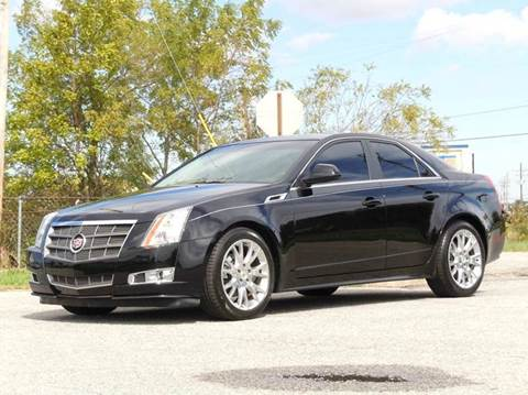2011 Cadillac CTS for sale at Tonys Pre Owned Auto Sales in Kokomo IN