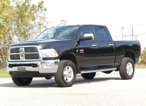 2010 Dodge Ram Pickup 2500 for sale at Tonys Pre Owned Auto Sales in Kokomo IN