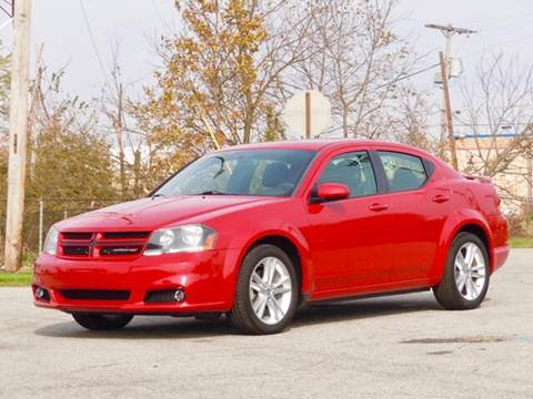2013 Dodge Avenger for sale at Tonys Pre Owned Auto Sales in Kokomo IN