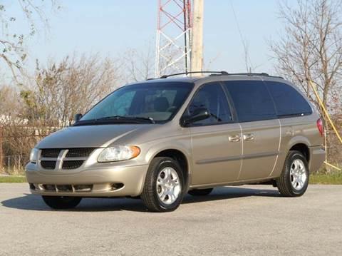 2002 Dodge Grand Caravan for sale at Tonys Pre Owned Auto Sales in Kokomo IN