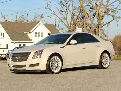2010 Cadillac CTS for sale at Tonys Pre Owned Auto Sales in Kokomo IN
