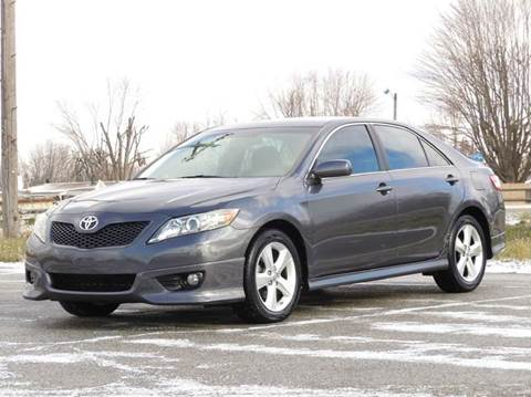 2010 Toyota Camry for sale at Tonys Pre Owned Auto Sales in Kokomo IN