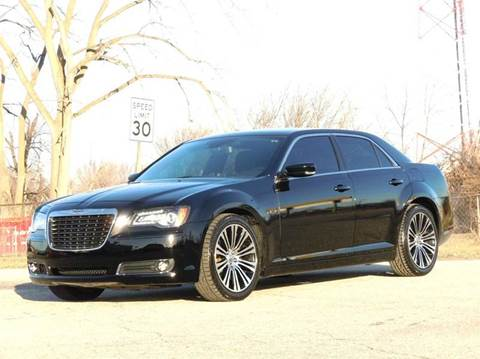 2012 Chrysler 300 for sale at Tonys Pre Owned Auto Sales in Kokomo IN