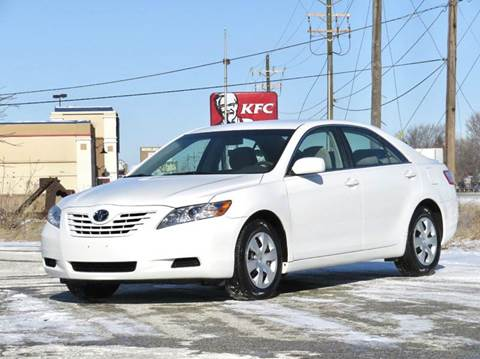 2009 Toyota Camry for sale at Tonys Pre Owned Auto Sales in Kokomo IN
